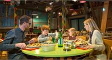 Essensauswahl Kind (4-12 Jahre) in Center Parcs Le Bois aux Daims