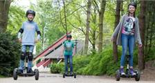 Ninebot in Center Parcs Bispinger Heide