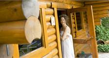 Sauna in Center Parcs Bispinger Heide