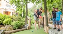 Adventure Golf (en extérieur) à Center Parcs Bispinger Heide