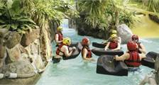 Cool Factor: Wild Water Rafting à Center Parcs Bispinger Heide