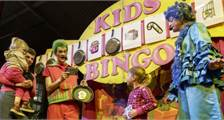 Orry & Freunde: Kids Bingo in Center Parcs Park Bostalsee