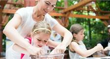 Kids Workshop: Backen in Center Parcs Park Bostalsee