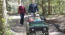 Kids Safari in Center Parcs Park Eifel