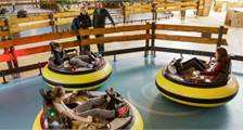 Bumper Cars in Center Parcs De Vossemeren